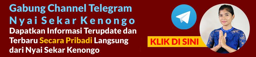 channel telegram nyai sekar kenongo
